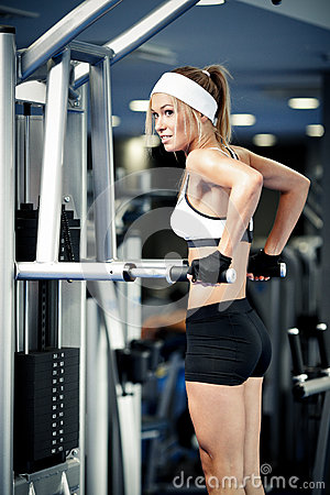 Pumping up muscles