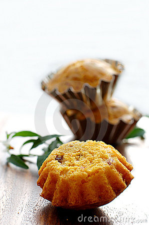 Pumpkin-Cheese Muffins