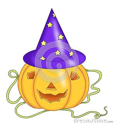 Pumpkin of Halloween