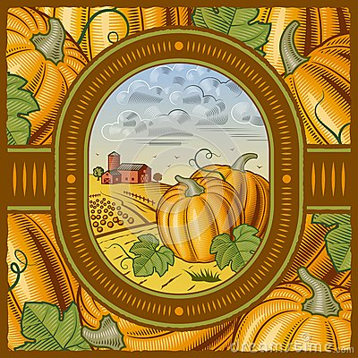 Free Pumpkin Harvest Royalty Free Stock Photos - 27265478