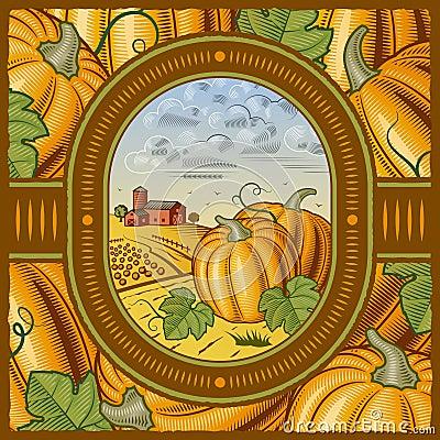 Free Pumpkin Harvest Royalty Free Stock Photos - 27265478