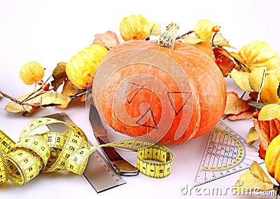 Pumpkin for Helloween