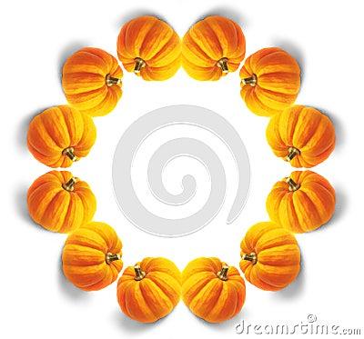 Free Pumpkin Mandala Royalty Free Stock Photos - 283858