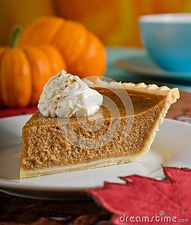 Free Pumpkin Pie Royalty Free Stock Photos - 33602828