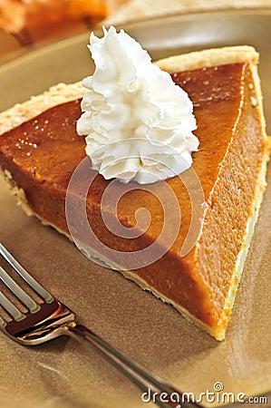 Free Pumpkin Pie Royalty Free Stock Image - 6741406