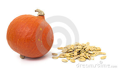 Pumpkin and pumpkin seeds