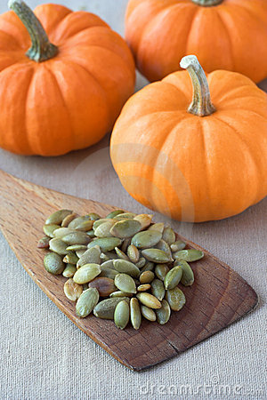 Pumpkin seeds salted