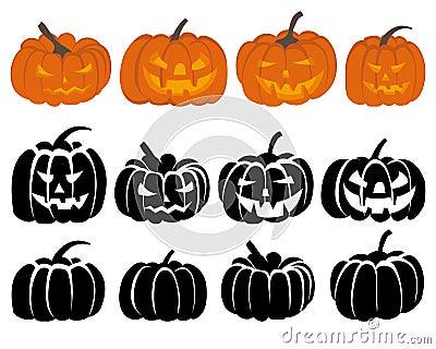 Pumpkin set