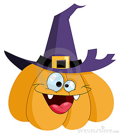 Free Pumpkin Witch Royalty Free Stock Photography - 16246517
