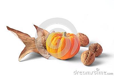Pumpking decoration