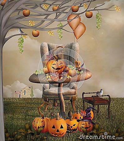 Pumpkins banquet