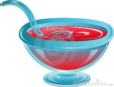 Punch Bowl Royalty Free Stock Photo - Image: 5505615