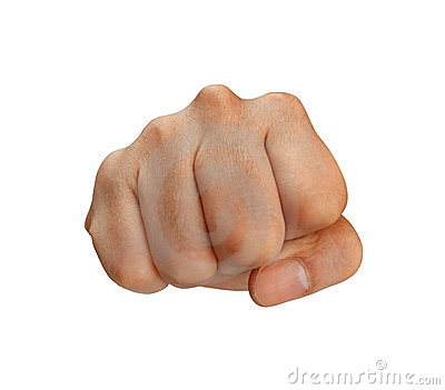Images of fists