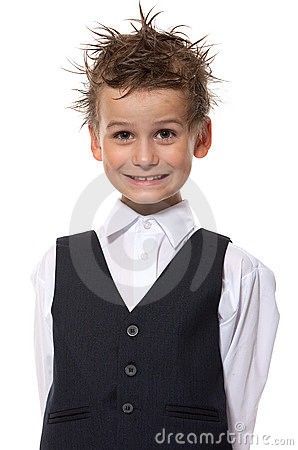 Punk Boy Royalty Free Stock Photography - Image: 17793217