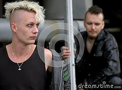Punk boys