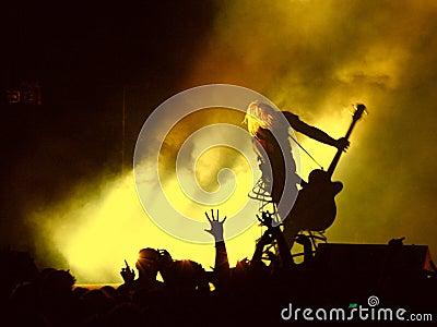 punk-rock concert2