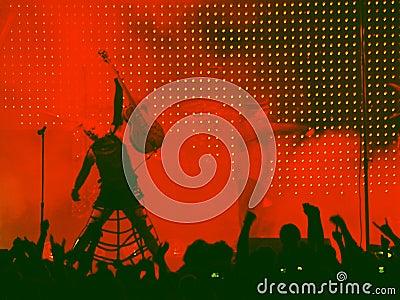 punk-rock concert3