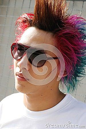 Free Punk Style Stock Photography - 5071962