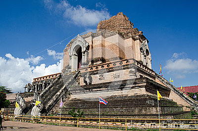 Punkt zwrotny ruina, Chiang Mai