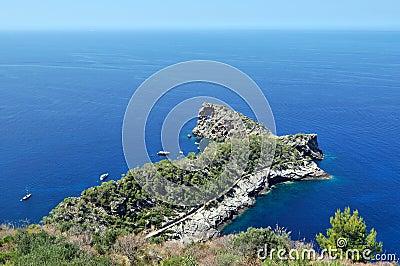 Punta de Sa Foradada