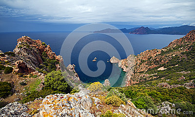 Punta Tuselli - Corsica