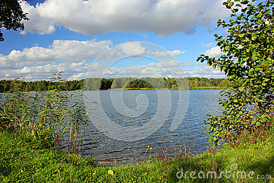 Puntello del lago