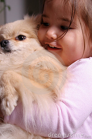 Free Puppy Love Royalty Free Stock Photo - 598045