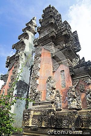 Pura Bali Agung, Bali, Indonesia
