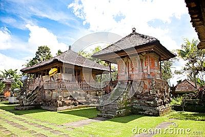 Pura Kebo Eden temple ,Pejeng-Gianyar, Bali