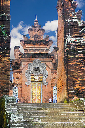 Pura Masceti, Bali, Indonesia