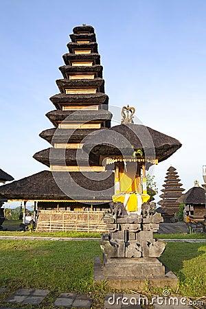 Pura Penataran Agung, Besakih, Bali, Indonesia