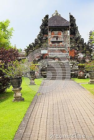 Pura Taman Ayun, Bali, Indonesia