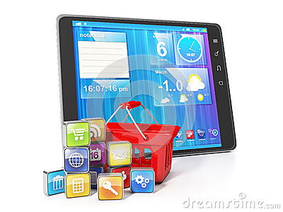 Purchase of mobile applications