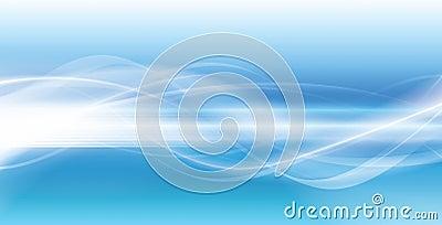 Pure blue energy flows