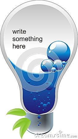 Pure bulb idea