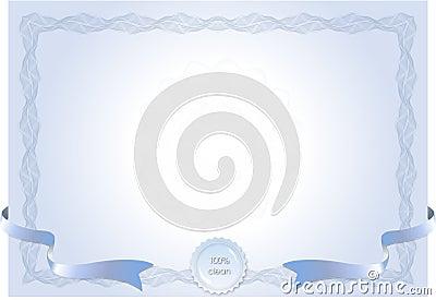 Pure certificate