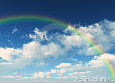 Pure rainbow