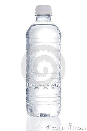 Free Purified Water Bottle Royalty Free Stock Image - 14900036