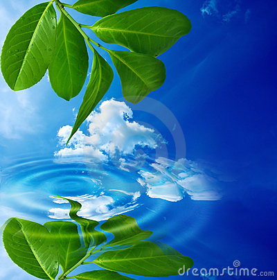 Purity Background Stock Photos - Image: 13886593