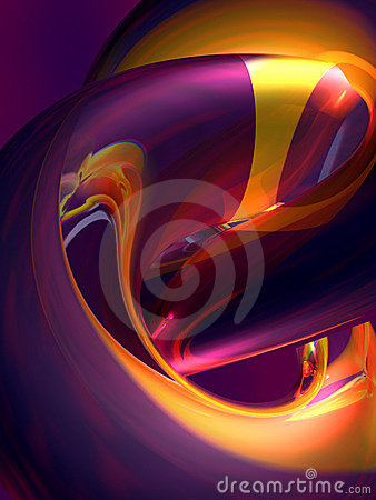 Free Purple Abstract Royalty Free Stock Image - 2831376