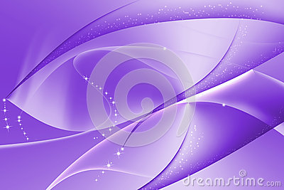 Purple abstract with wavy and curve background