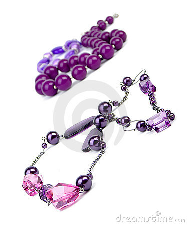 Free Purple Accessories Royalty Free Stock Image - 11288426