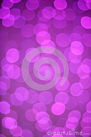 Purple Blur Background