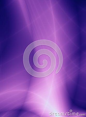 Purple card background