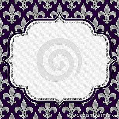 Purple Classic Background