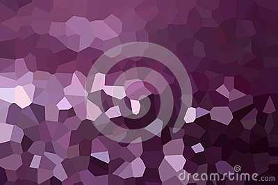 Purple crystallized abstract background