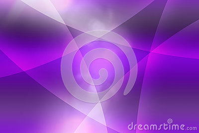 Purple curves abstract background