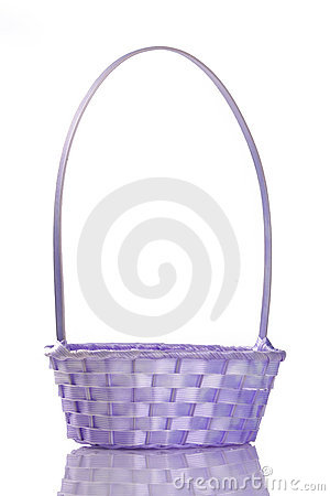 Free Purple Easter Basket Stock Images - 15859144