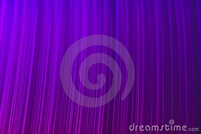 Purple fiber optics abstract background