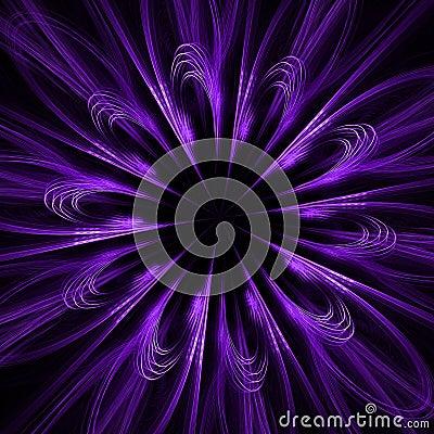 Free Purple Flower Royalty Free Stock Image - 4200766